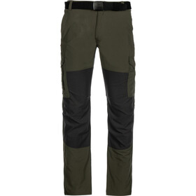 Craghoppers NosiLife Pro Adventure Pantalon Homme, mid khaki/black pepper